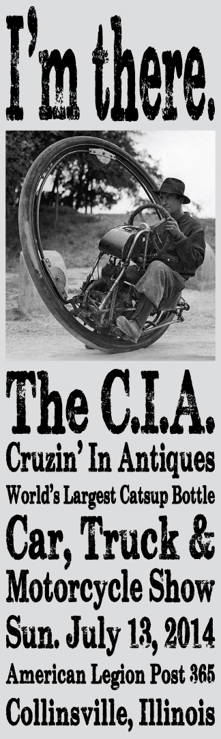 the CIA Classic Car Club